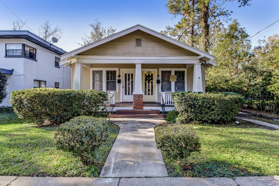 1280 INGLESIDE,JACKSONVILLE,FLORIDA 32205,3 Bedrooms Bedrooms,2 BathroomsBathrooms,Multi family,INGLESIDE,915523