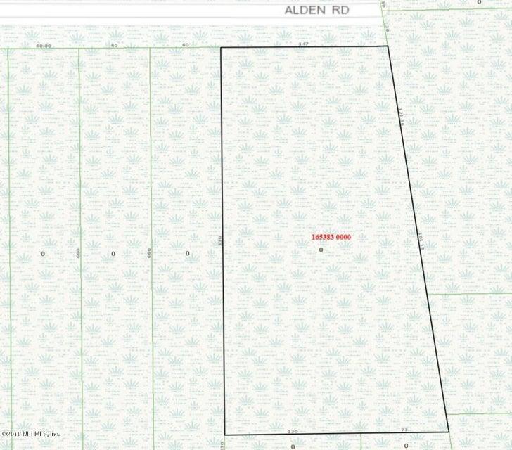 ALDEN,JACKSONVILLE,FLORIDA 32246,Vacant land,ALDEN,915852