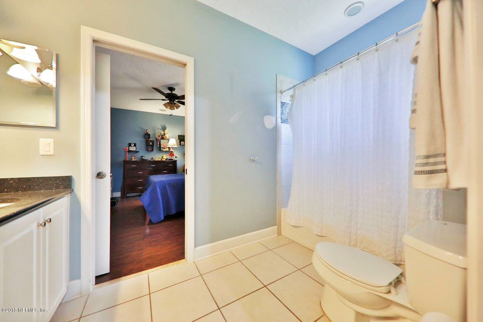 Jack and Jill Shower View