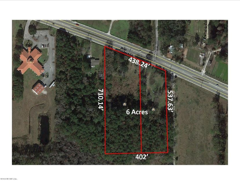 2759 COUNTY RD 220,MIDDLEBURG,FLORIDA 32068,Vacant land,COUNTY RD 220,915721