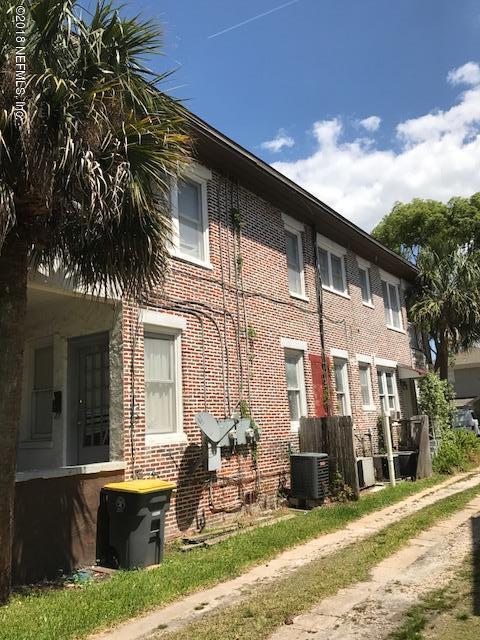 2818 HERSCHEL,JACKSONVILLE,FLORIDA 32205,4 Bedrooms Bedrooms,4 BathroomsBathrooms,Commercial,HERSCHEL,915813