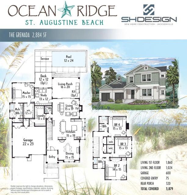 513 RIDGEWAY RD ST AUGUSTINE BEACH - 2