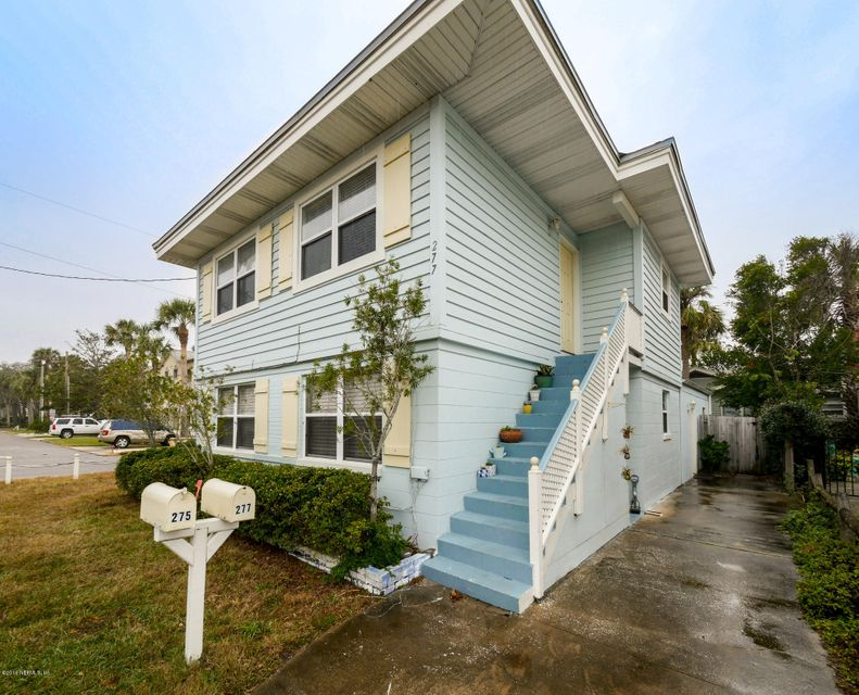 275-277 FIRST,ATLANTIC BEACH,FLORIDA 32233,4 Bedrooms Bedrooms,2 BathroomsBathrooms,Multi family,FIRST,916339