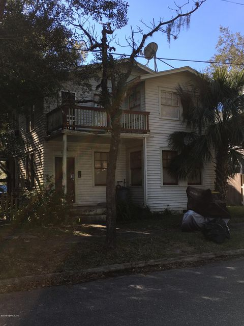 1314 SYDNEY,JACKSONVILLE,FLORIDA 32205,2 Bedrooms Bedrooms,2 BathroomsBathrooms,Multi family,SYDNEY,916705