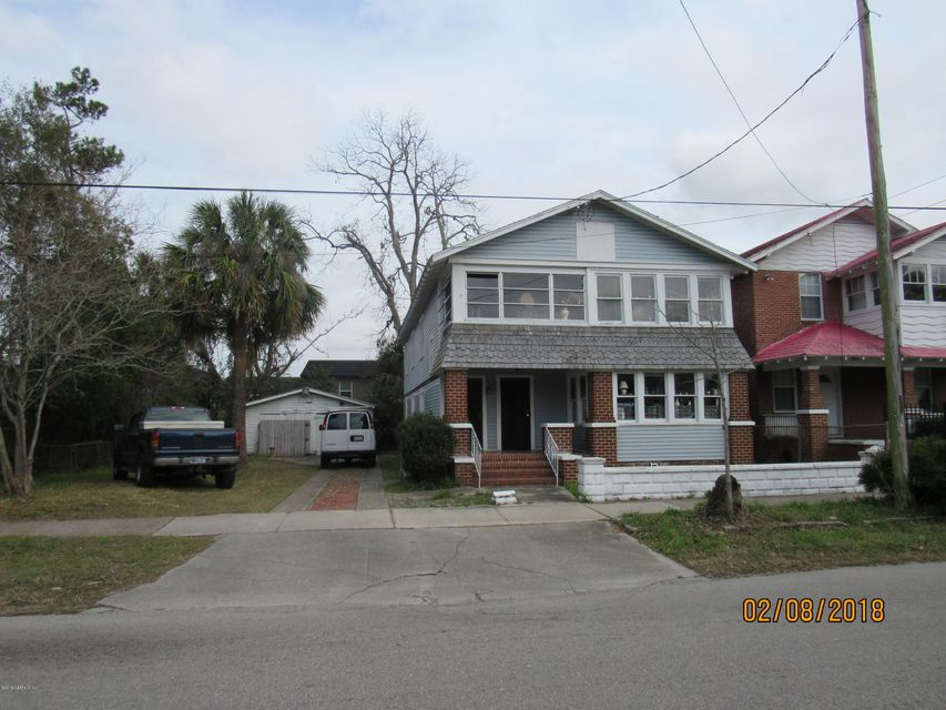 2121 DAVIS,JACKSONVILLE,FLORIDA 32209,4 Bedrooms Bedrooms,2 BathroomsBathrooms,Multi family,DAVIS,920621