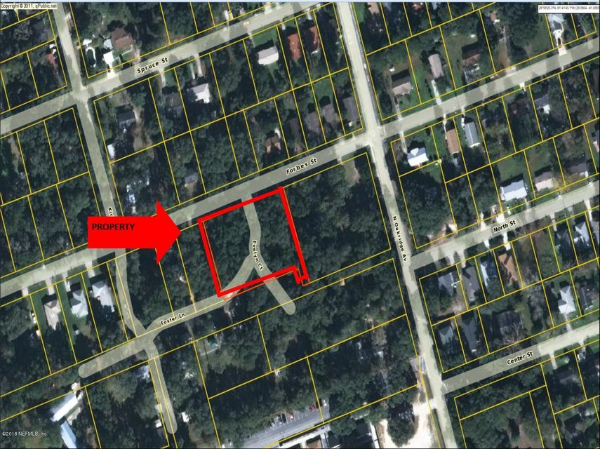 FORBES,GREEN COVE SPRINGS,FLORIDA 32043,Vacant land,FORBES,920811