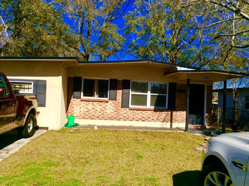 2661 25TH,JACKSONVILLE,FLORIDA 32209,3 Bedrooms Bedrooms,1 BathroomBathrooms,Single family,25TH,921328