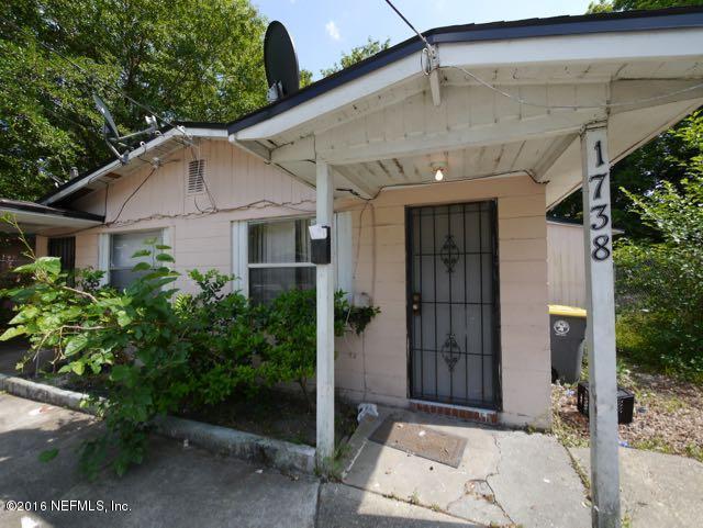1736 26TH,JACKSONVILLE,FLORIDA 32209,4 Bedrooms Bedrooms,2 BathroomsBathrooms,Commercial,26TH,926452