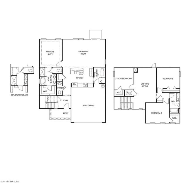 3282 CYPRESS WALK, GREEN COVE SPRINGS, FLORIDA 32043, 4 Bedrooms Bedrooms, ,2 BathroomsBathrooms,Residential - single family,For sale,CYPRESS WALK,922673