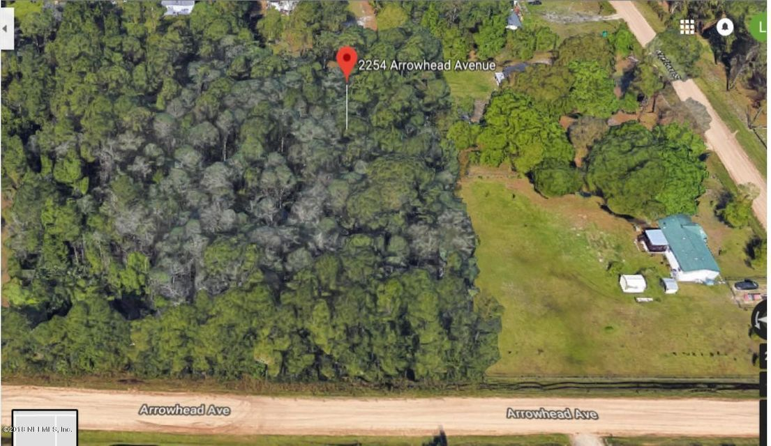 2254 ARROWHEAD,MIDDLEBURG,FLORIDA 32068,Vacant land,ARROWHEAD,728292