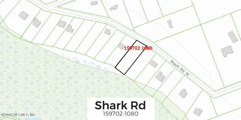 SHARK,JACKSONVILLE,FLORIDA 32226,Vacant land,SHARK,923455