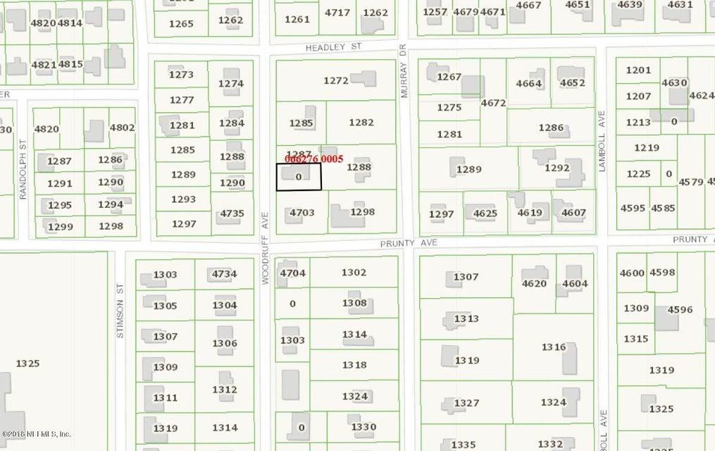 WOODRUFF,JACKSONVILLE,FLORIDA 32205,Vacant land,WOODRUFF,923854