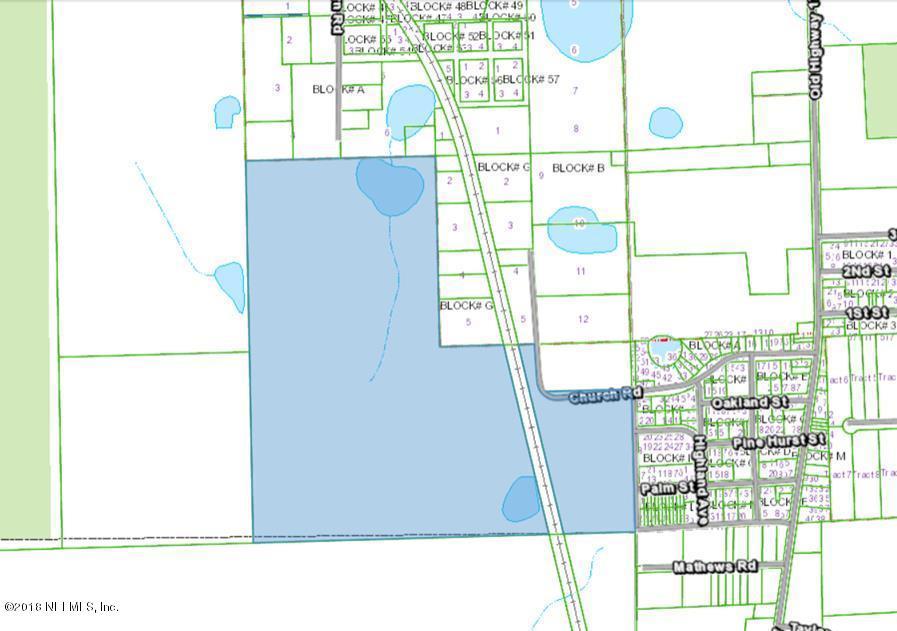 225 CHURCH,CRESCENT CITY,FLORIDA 32112,Vacant land,CHURCH,925607