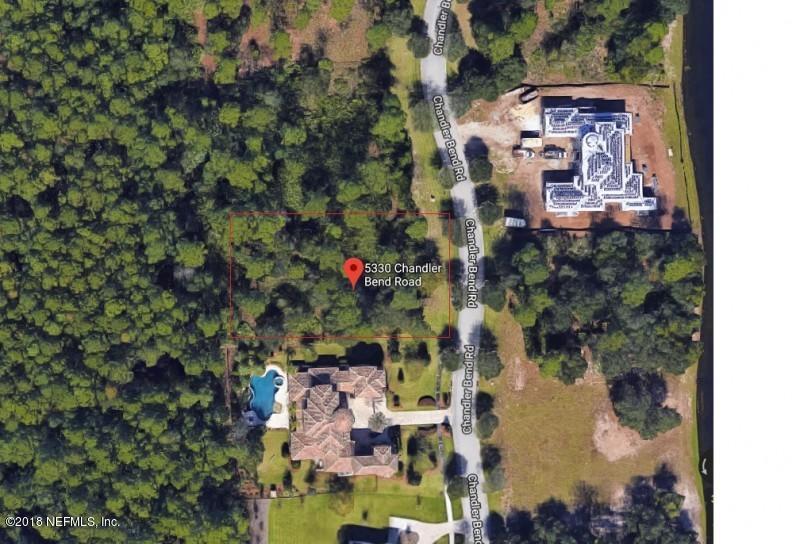 5330 CHANDLER BEND, JACKSONVILLE, FLORIDA 32224, ,Vacant land,For sale,CHANDLER BEND,925875