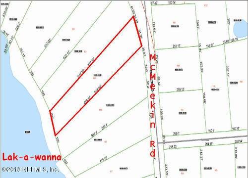 109 MCMEEKIN,HAWTHORNE,FLORIDA 32640,Vacant land,MCMEEKIN,926463