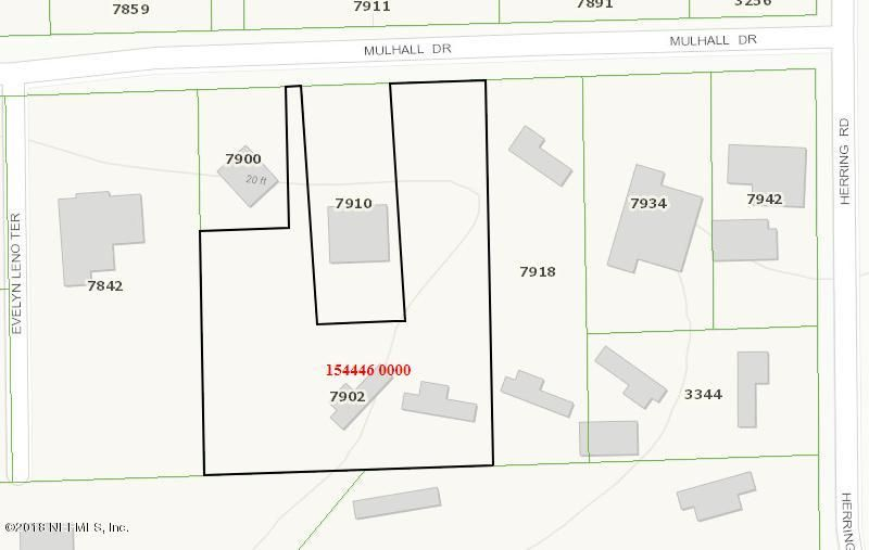 7902 MULHALL,JACKSONVILLE,FLORIDA 32216,12 Bedrooms Bedrooms,8 BathroomsBathrooms,Multi family,MULHALL,928855