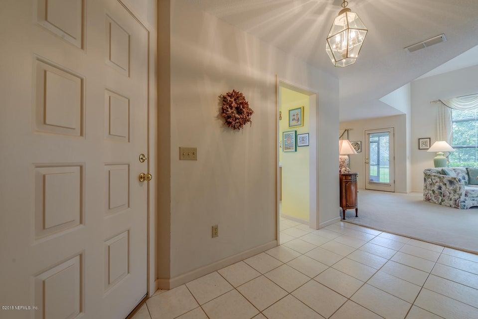 Large Tiled Foyer