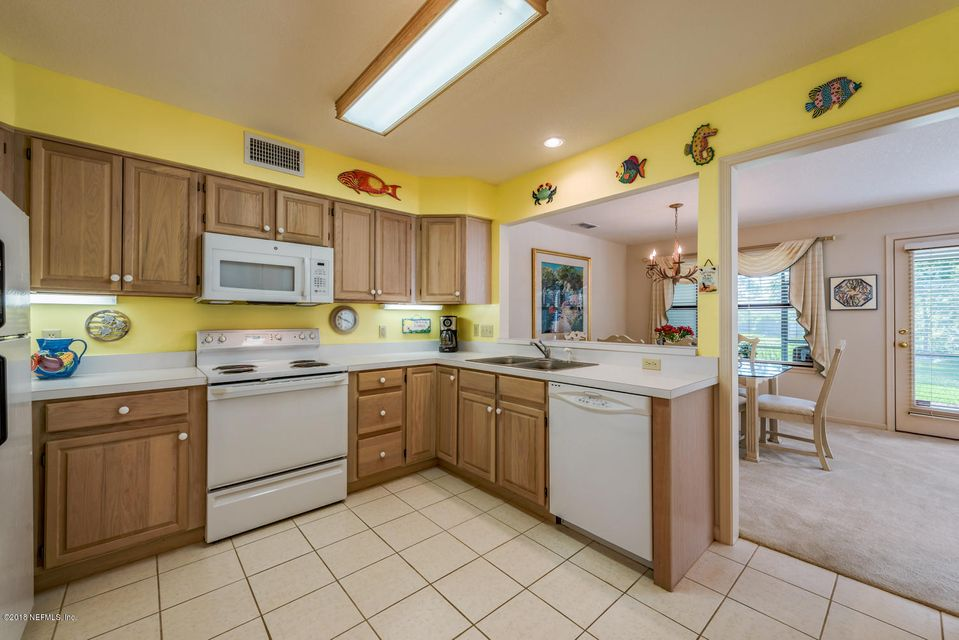 Kitchen Open To Dining Room