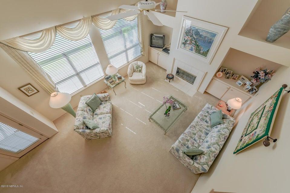 2 Story Ceilings in Great Room