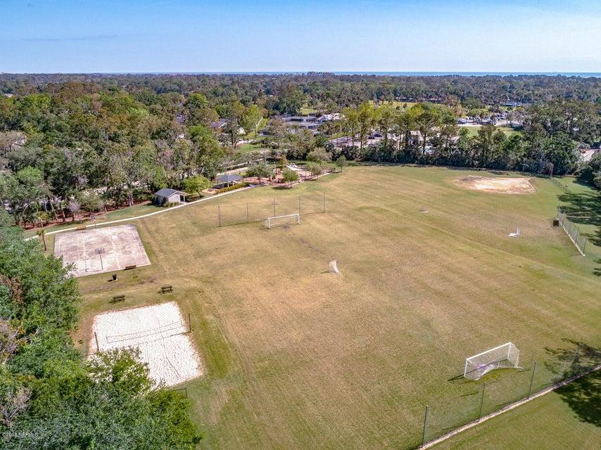 Ball Fields in Neighborhood Park