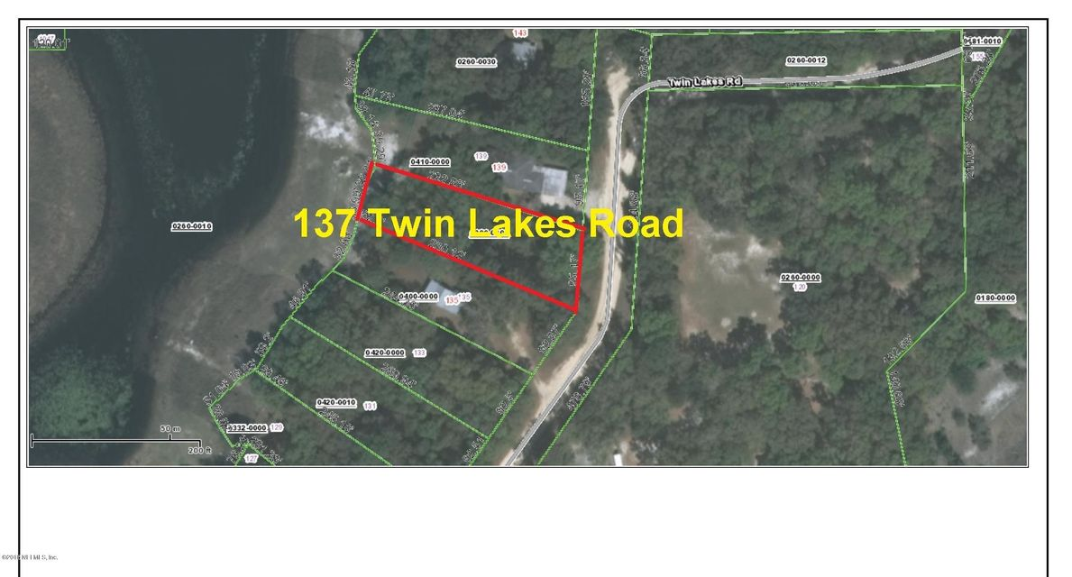 137 TWIN LAKES,HAWTHORNE,FLORIDA 32640,Vacant land,TWIN LAKES,931120
