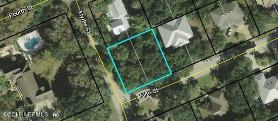 MYRTLE,ST AUGUSTINE,FLORIDA 32084,Vacant land,MYRTLE,931312