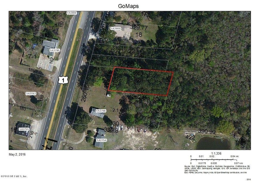 US HIGHWAY 1,CALLAHAN,FLORIDA 32011,Vacant land,US HIGHWAY 1,931724