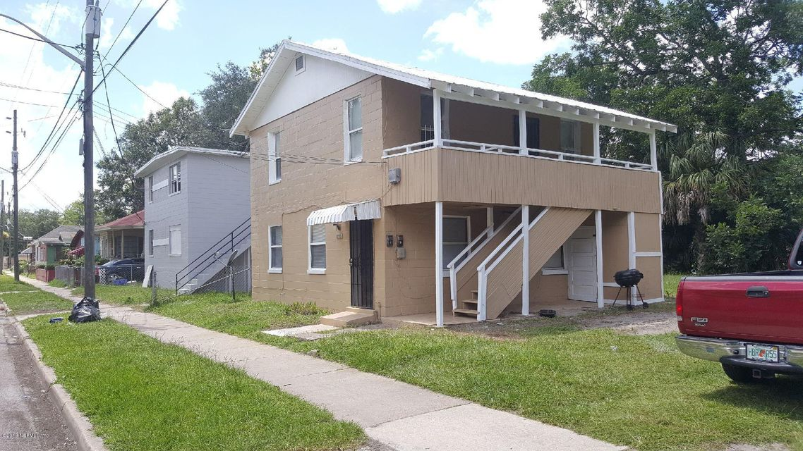 1243 25TH,JACKSONVILLE,FLORIDA 32209,4 Bedrooms Bedrooms,2 BathroomsBathrooms,Multi family,25TH,932360