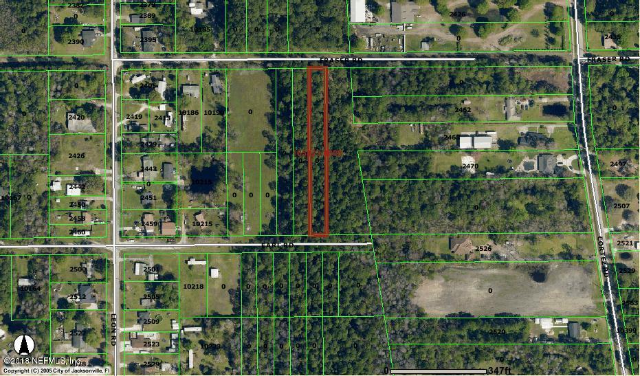 FRASER, JACKSONVILLE, FLORIDA 32246, ,Vacant land,For sale,FRASER,815061