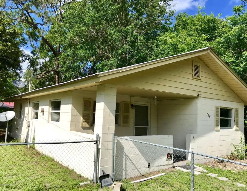 208 HARRIS, PALATKA, FLORIDA 32177, 3 Bedrooms Bedrooms, ,1 BathroomBathrooms,Residential - single family,For sale,HARRIS,935148