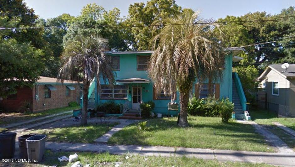 1265 26TH,JACKSONVILLE,FLORIDA 32209,6 Bedrooms Bedrooms,4 BathroomsBathrooms,Multi family,26TH,935700