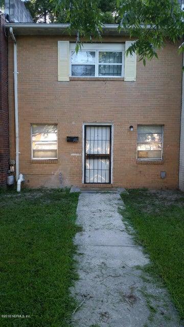 7115 KEN KNIGHT, JACKSONVILLE, FLORIDA 32209, 3 Bedrooms Bedrooms, ,1 BathroomBathrooms,Residential - townhome,For sale,KEN KNIGHT,936220
