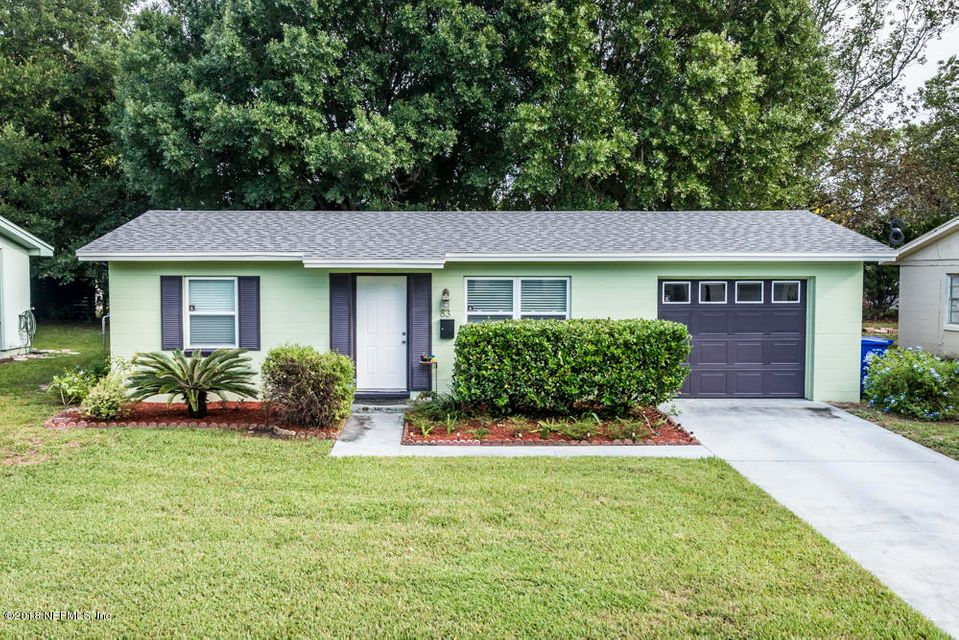 St Augustine Beach, FL 2 Bedroom Home For Sale