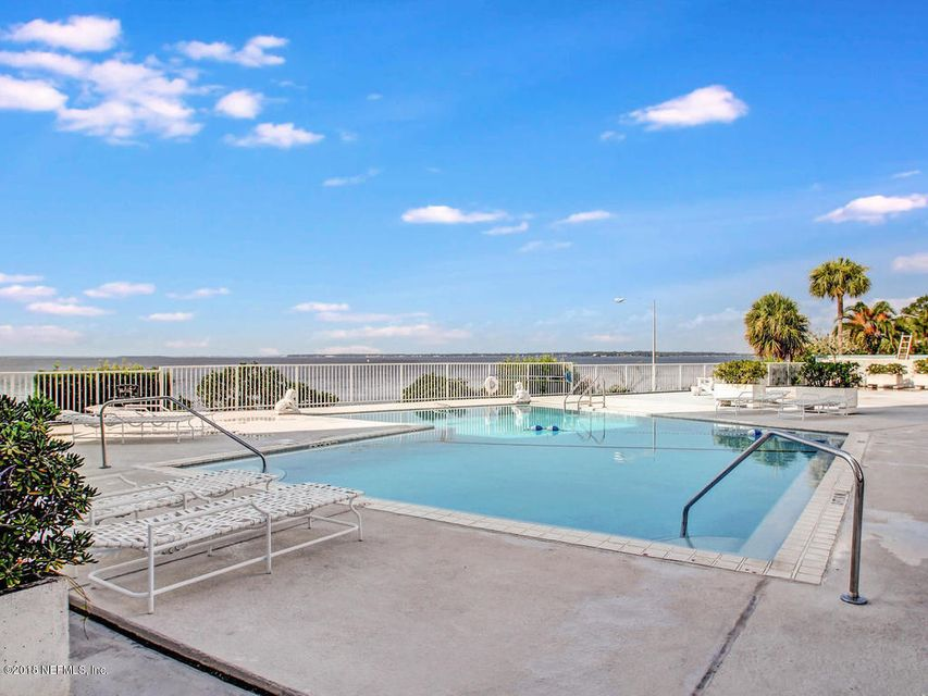Pool for condos