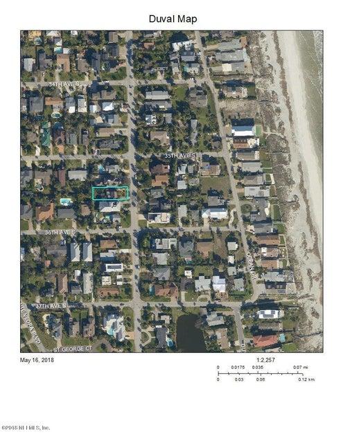 3516 1ST,JACKSONVILLE BEACH,FLORIDA 32250,Vacant land,1ST,936915
