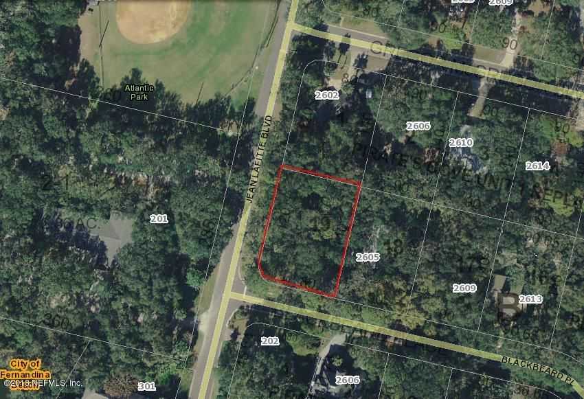 LOT 19 BLACKBEARD,FERNANDINA BEACH,FLORIDA 32034,Vacant land,BLACKBEARD,936922
