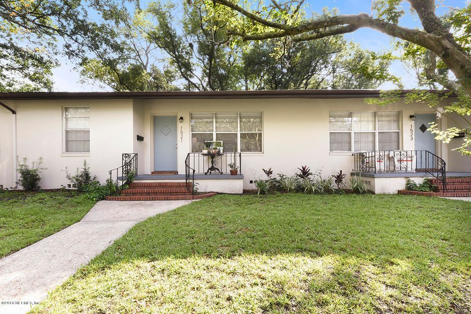 1523 INGLESIDE,JACKSONVILLE,FLORIDA 32205,4 Bedrooms Bedrooms,2 BathroomsBathrooms,Multi family,INGLESIDE,940248