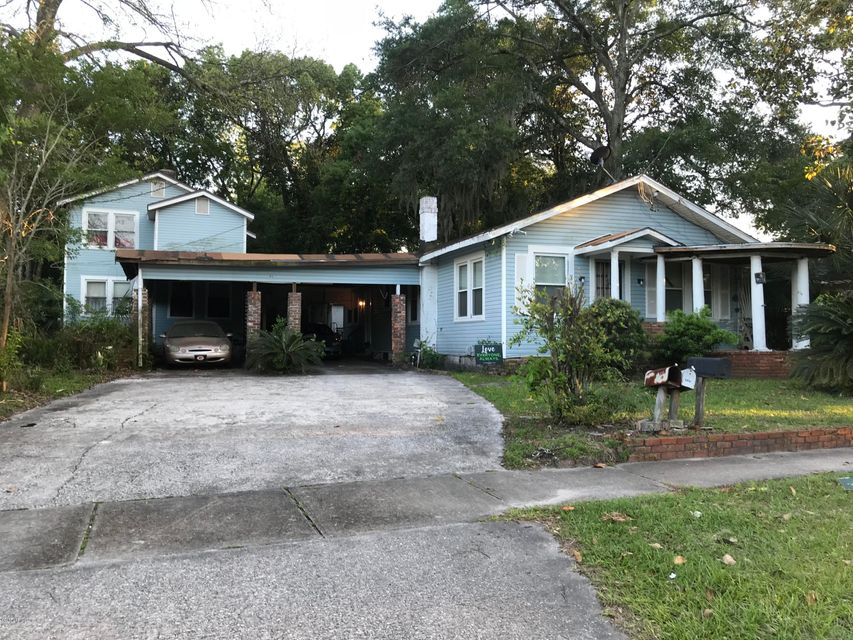 144 41ST,JACKSONVILLE,FLORIDA 32206,5 Bedrooms Bedrooms,4 BathroomsBathrooms,Single family,41ST,941720