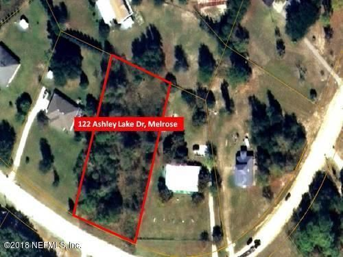 122 ASHLEY LAKE,MELROSE,FLORIDA 32666,Vacant land,ASHLEY LAKE,941413