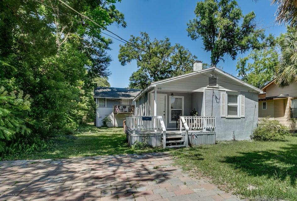 1610 MINERVA, JACKSONVILLE, FLORIDA 32207, 3 Bedrooms Bedrooms, ,2 BathroomsBathrooms,Multi family,For sale,MINERVA,941631