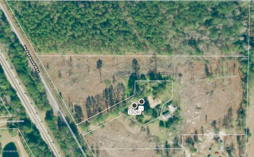 0 WEDGEWOOD, CALLAHAN, FLORIDA 32011, ,Vacant land,For sale,WEDGEWOOD,941173