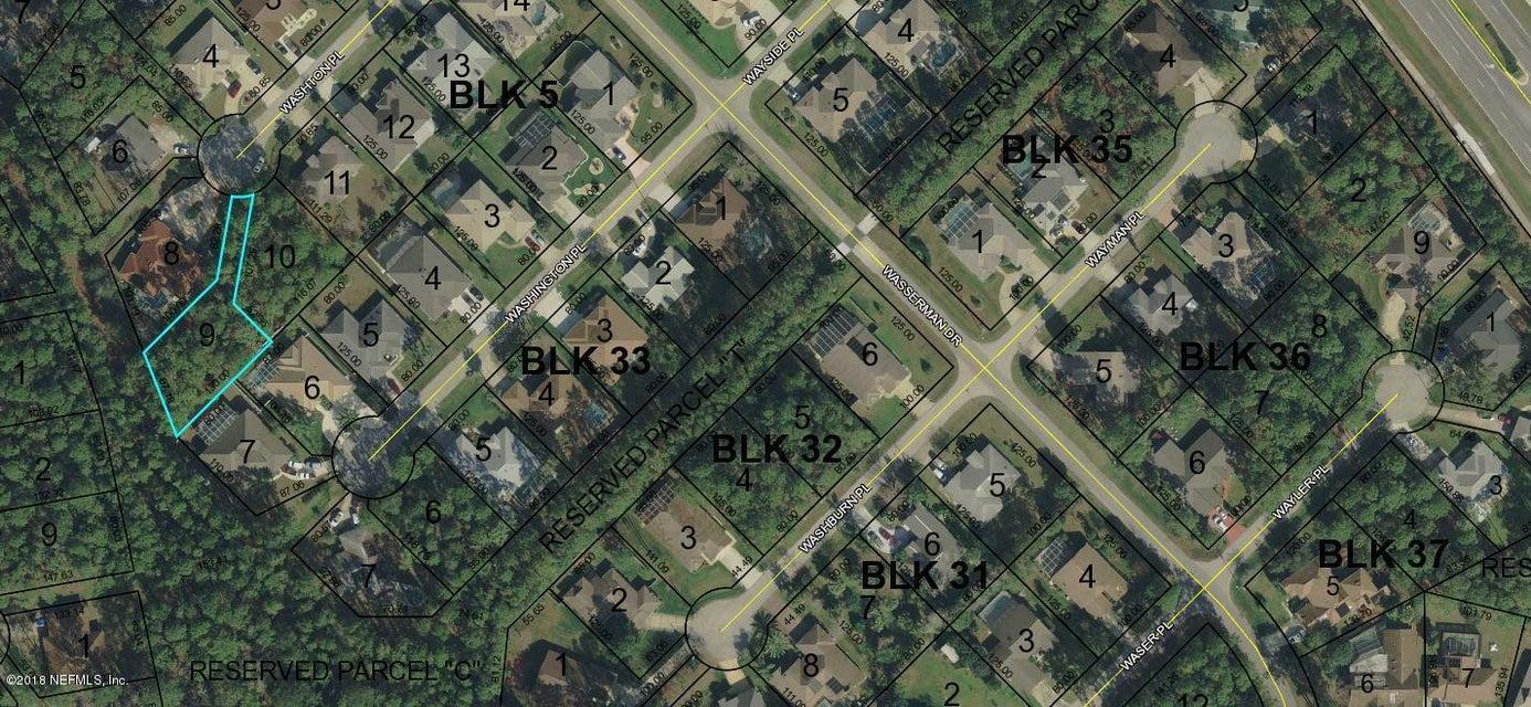 11 WASHTON,PALM COAST,FLORIDA 32164,Vacant land,WASHTON,941609