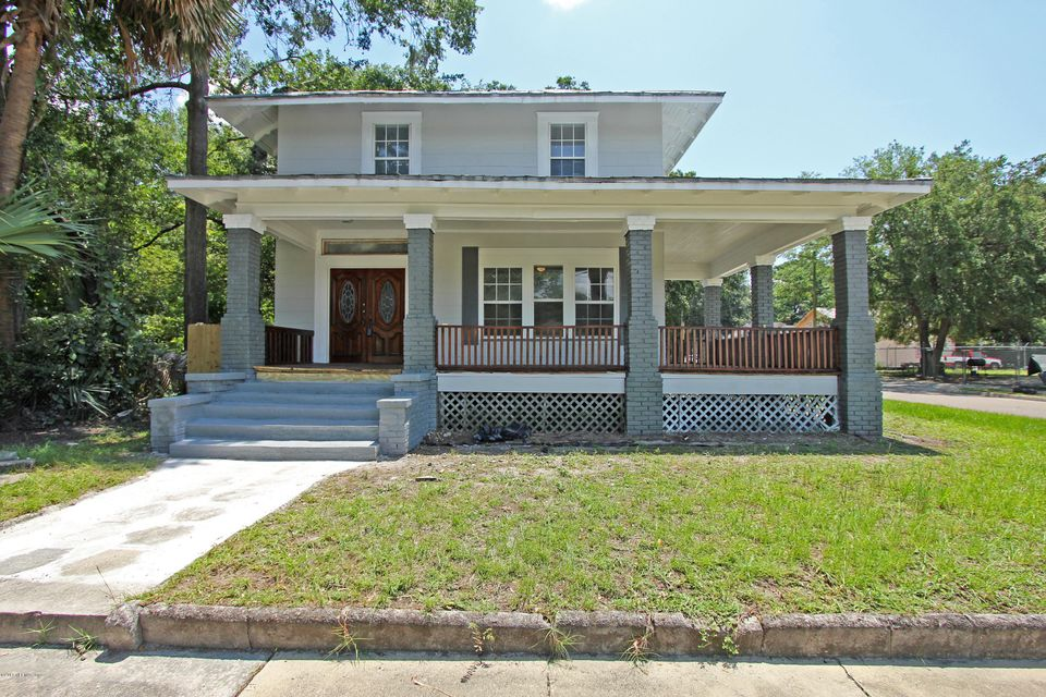 2105 EVERGREEN, JACKSONVILLE, FLORIDA 32206, 4 Bedrooms Bedrooms, ,1 BathroomBathrooms,Residential - single family,For sale,EVERGREEN,942449