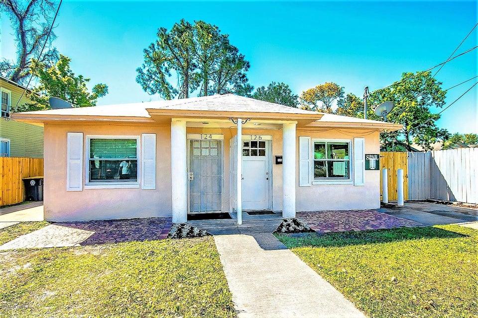 124-126 12TH,JACKSONVILLE,FLORIDA 32206,4 Bedrooms Bedrooms,4 BathroomsBathrooms,Commercial,12TH,938568
