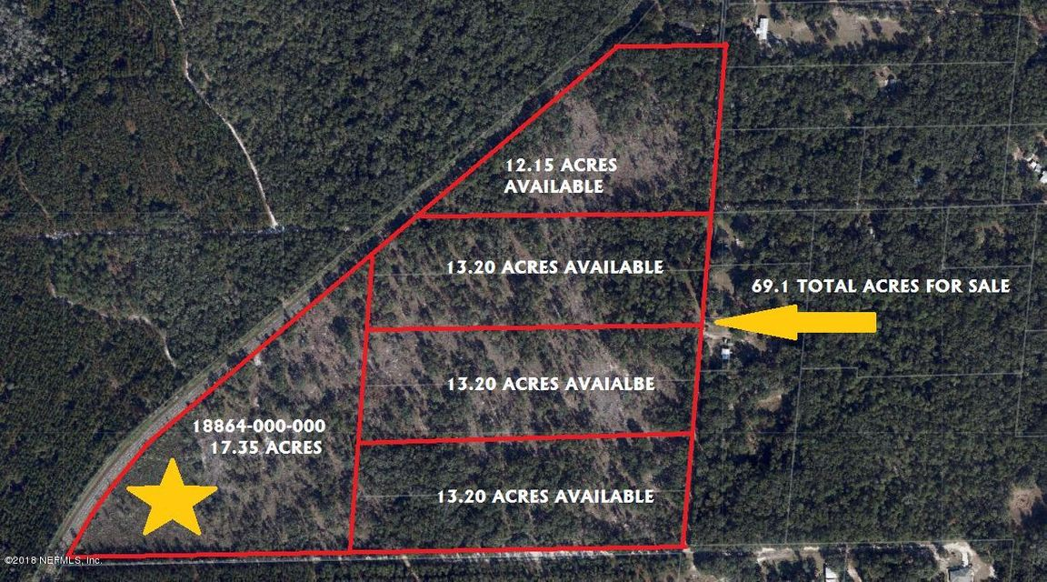 00 COUNTY RD 219-A, MELROSE, FLORIDA 32666, ,Vacant land,For sale,COUNTY RD 219-A,780146