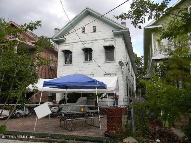 1541 PEARL,JACKSONVILLE,FLORIDA 32206,4 Bedrooms Bedrooms,2 BathroomsBathrooms,Multi family,PEARL,944277