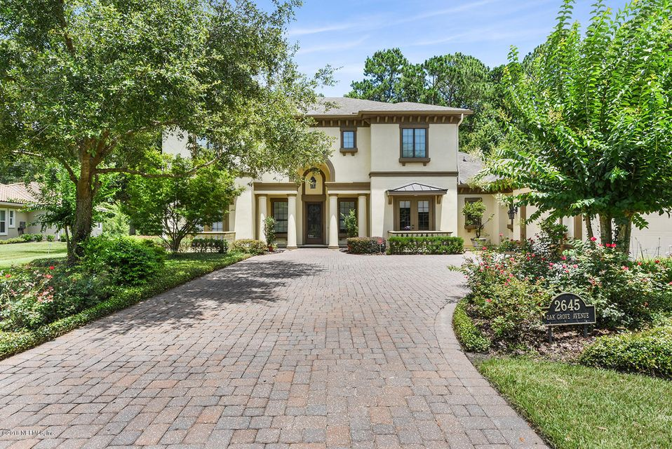 2645 OAKGROVE AVE ST AUGUSTINE - 2