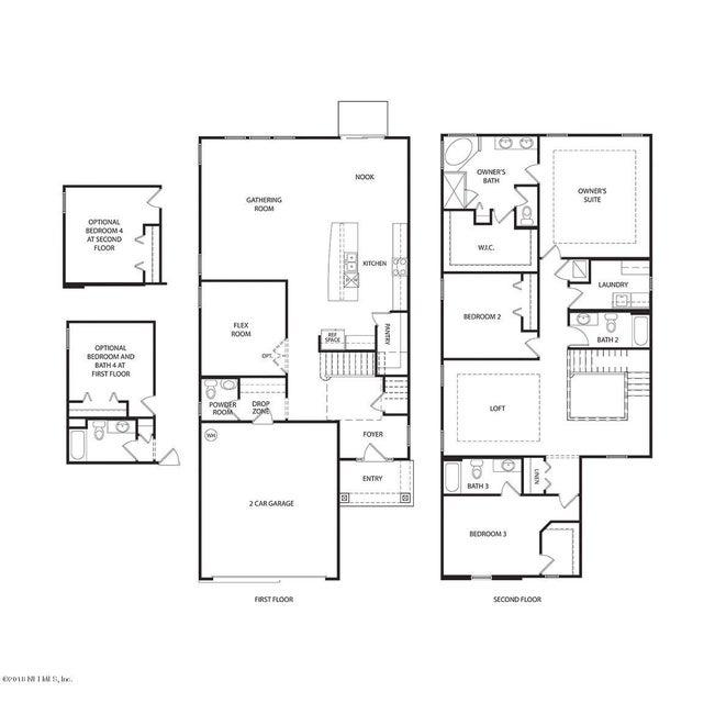 9519 EGRETS LANDING, JACKSONVILLE, FLORIDA 32257, 4 Bedrooms Bedrooms, ,3 BathroomsBathrooms,Residential - single family,For sale,EGRETS LANDING,946198