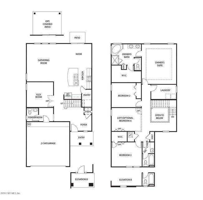 3905 COASTAL COVE, JACKSONVILLE, FLORIDA 32224, 4 Bedrooms Bedrooms, ,2 BathroomsBathrooms,Residential - single family,For sale,COASTAL COVE,946247