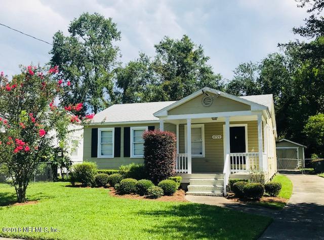 4729 KINGSBURY, JACKSONVILLE, FLORIDA 32205, 2 Bedrooms Bedrooms, ,1 BathroomBathrooms,Residential - single family,For sale,KINGSBURY,946397